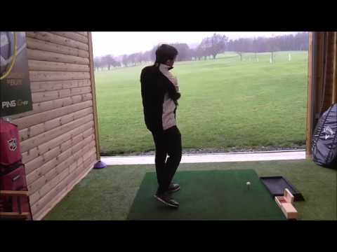 GOLF DISTANCE- HOW TO HIT THE DRIVER LONGER