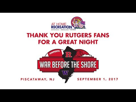 At Home Recreation & Rutgers War Before The Shore Slideshow
