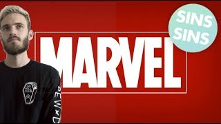 Download Everything Wrong With Pewdiepie's ″I DON'T LIKE MARVEL MOVIES″ Video