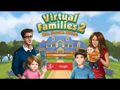 Virtual families 2: extremely weak husband?!