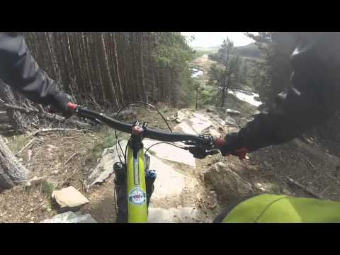 Glenlivet Mountain Bike Trail - Scotland - Trail Motions Bike Skills