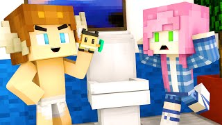 Minecraft Kindergarten - PRANKING THE TEACHER GONE WRONG ?! (Minecraft Roleplay) #5