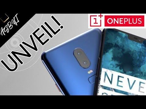 OnePlus 6 - NEW UNVEIL!