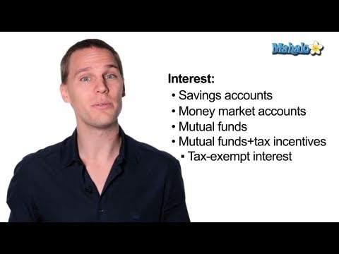 How to File Your Taxes - Taxable Interest and Dividends
