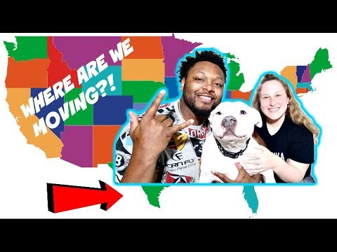 REVEALING WHAT STATE WE ARE MOVING TO JUNE 1ST!!! REUNITING WITH THE SQUAD?!
