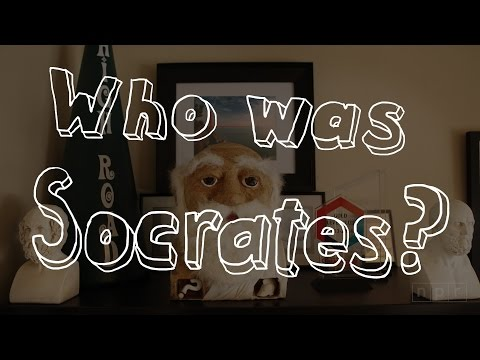 NPR Ed's 50 Great Teachers: Socrates