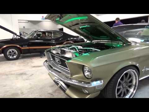 Beautiful Classic Mustang