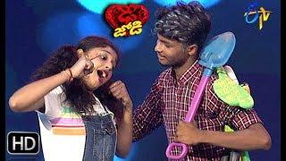 Somesh and Shresti Performance | Dhee Jodi | 17th July 2019   | ETV Telugu