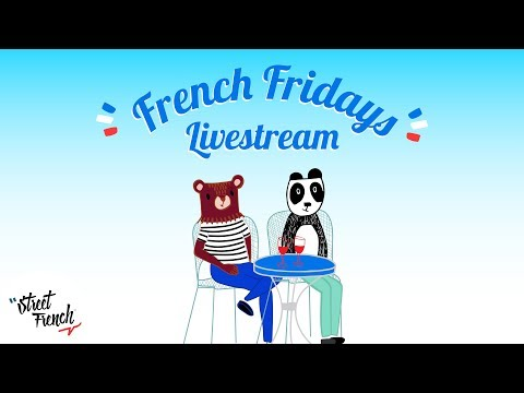 Practice Improvising in a Conversation, Questions in French & Made to Measure Private French Lessons