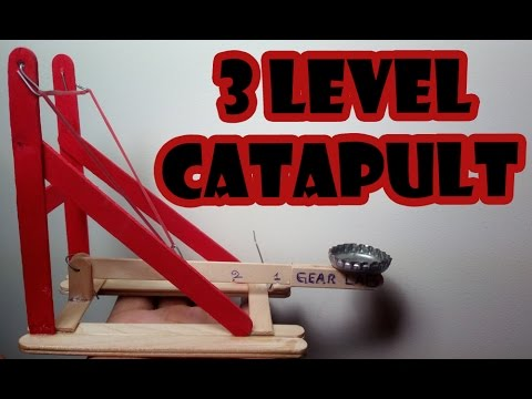 How to Make a Catapult Launch | Gear Lab