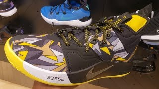 be0834e9a4ab MY FIRST LOOK AT PAUL GEORGE S NIKE PG 3   MAMBA MENTALITY  SNEAKER