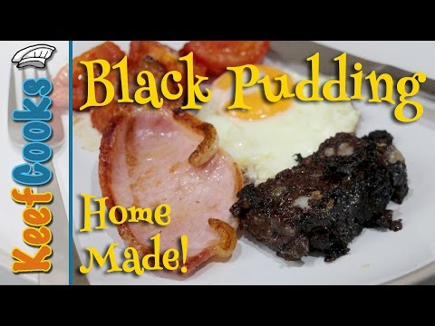 How To Make Black Pudding Or Blood Sausage