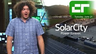 Tesla Offers to Acquire SolarCity | Crunch Report