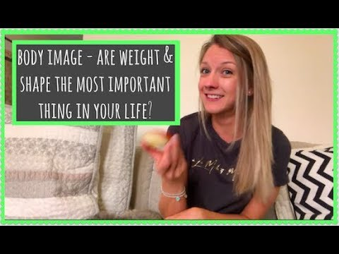 MY ANOREXIA RECOVERY // body image // are weight and shape the most important thing in your life?