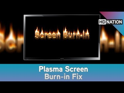 Plasma Burn-in Is Easy To Fix! Digital Projection's $80,000 TITAN. Netflix SuperHD For All!