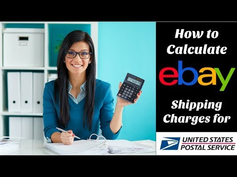 How to Calculate USPS Shipping Charges for eBay Items so You Don't Lose Money