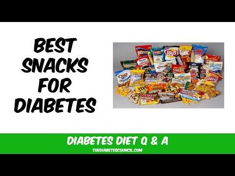 Top 10 Snacks for Diabetes