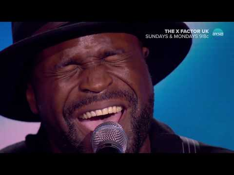 Kevin Rocks Wembley - The X Factor UK on AXS TV