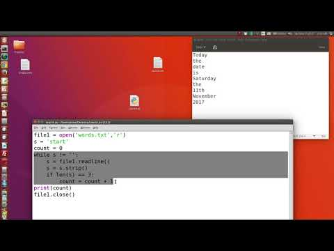 Python File Searching
