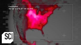 A Strange Force Sweeps Over North America   What on Earth?