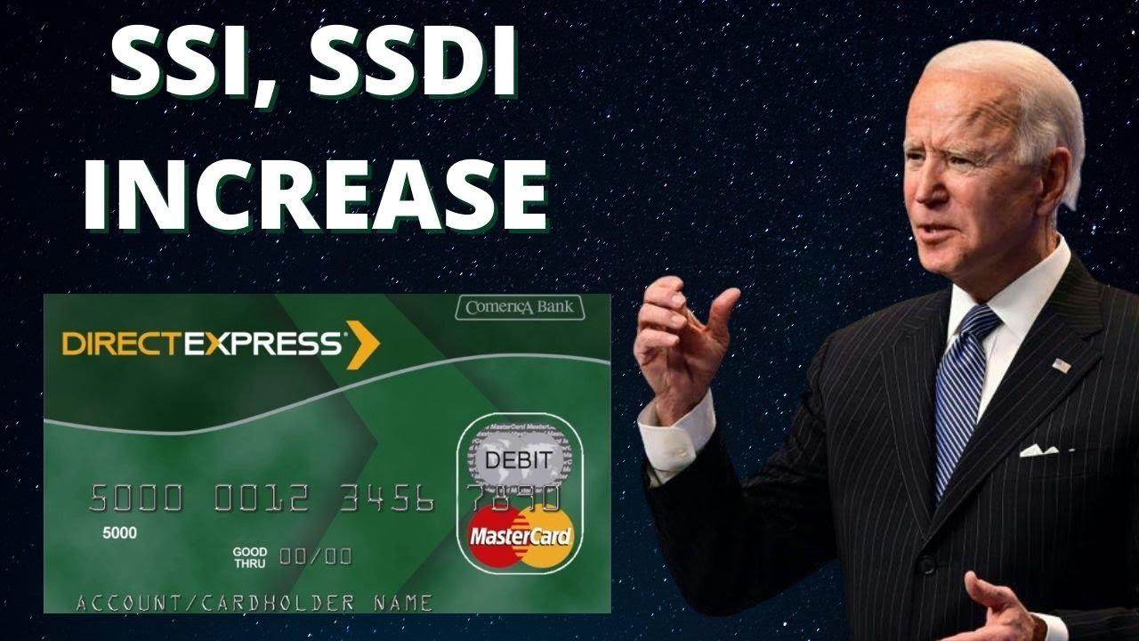 Direct Express Social Security Increase + New 4th Stimulus Check Update