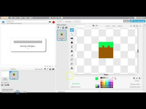 How To Make A Platformer! | scratch.mit.edu #3
