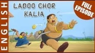 Episode 6B | Chhota Bheem - Ladoo Chor in English