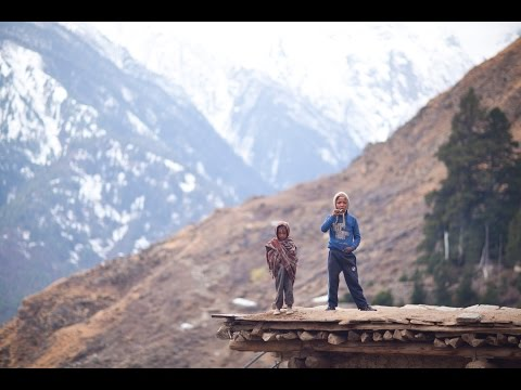 Life in the Himalayas: Part One