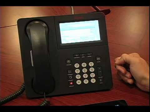 How to change the voicemail password on Avaya IP Office