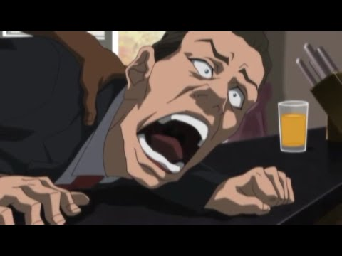 The Boondocks - A Date With the Booty Warrior (s03e09)