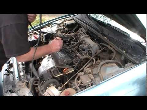 Timing 1990 Honda Accord
