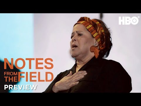 Demanding Justice' Teaser | Notes From The Field | HBO