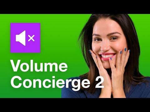 Volume Concierge 2 – Schedule Auto Volume Adjustments for your PC