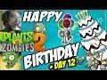 Lets Play Plants Vs Zombies 2 Birthday Pinata Party Far Futu