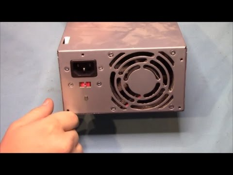 What's inside? - PC Power Supply