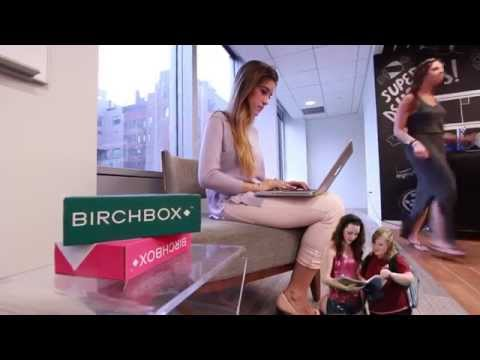 Internship at Birchbox -- From College of Charleston to NYC