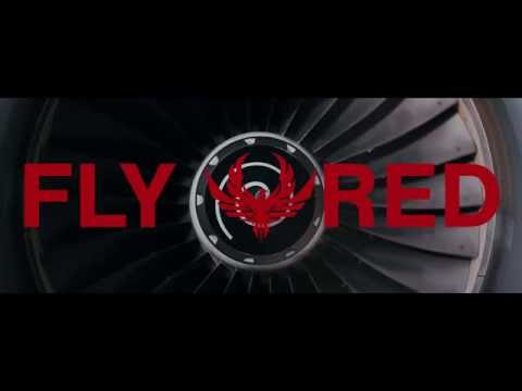 Fly Red - New Intergalactic Airlines Commercial