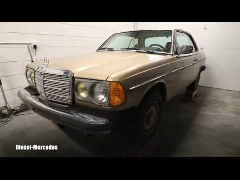 Mercedes W123 - Importance of Maintenance