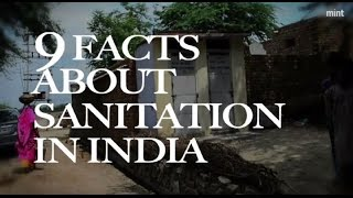 Download 9 facts about sanitation in India Video