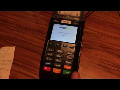 Using SmartPay EFTPOS machine with Vend