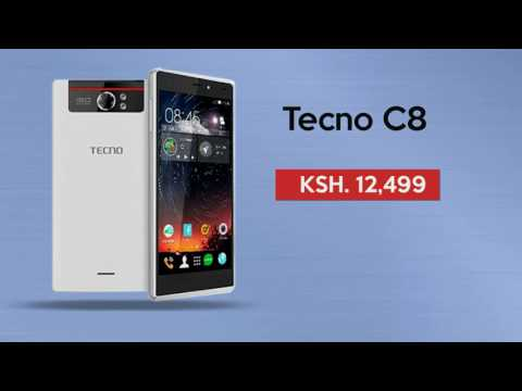 Tecno Prices in Kenya (September 2016)
