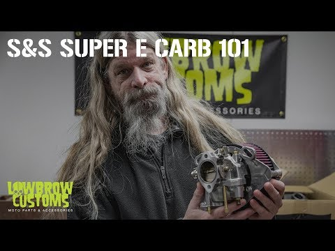 S&S Super E Carburetor 101: Disassembly, Walk Through and Tuning