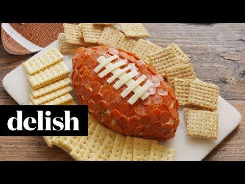 Pepperoni Cheese Ball | Delish