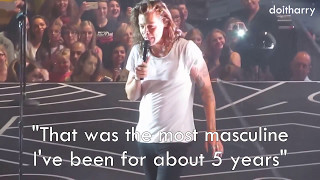 Harry Styles King of Entertaining the Crowd - Part 2