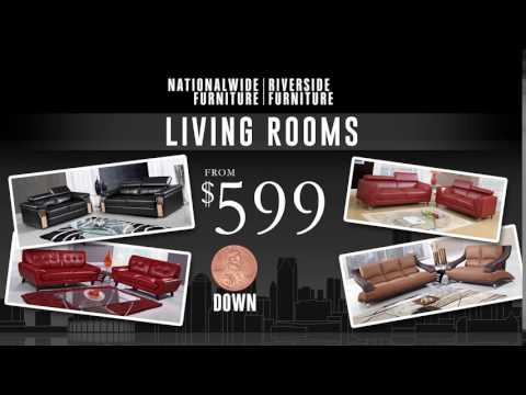 National Wide Furniture Penny Down   LIVING ROOMS