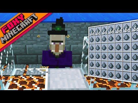 Minecraft | MOB GRINDER | Foxy's Bedrock Survival [36]