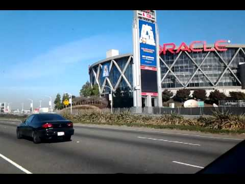 Oracle Stadium. Home of the Oakland Raiders