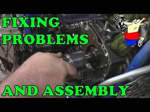 FIXING PROBLEMS AND ASSEMBLY