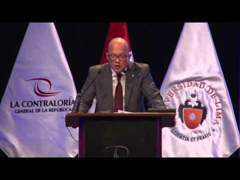 Jan-Michael Simon (Alemania) - Política Criminal contra la Corrupción - IV CAAI 2013