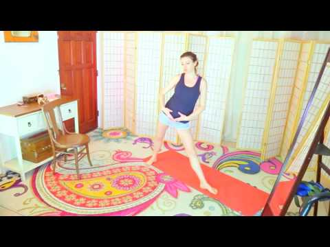 Bladder Relieving poses for Pregnant Mommas Pregnancy Aches Pressure